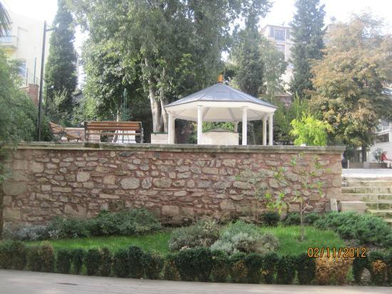 Galata Mevlevihanesi - Picture of Galata Mevlevi Museum ...