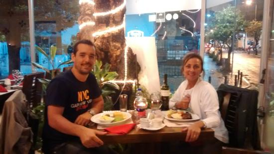 Cena en el restaurante picture of achiote ecuador for Achiote ecuador cuisine