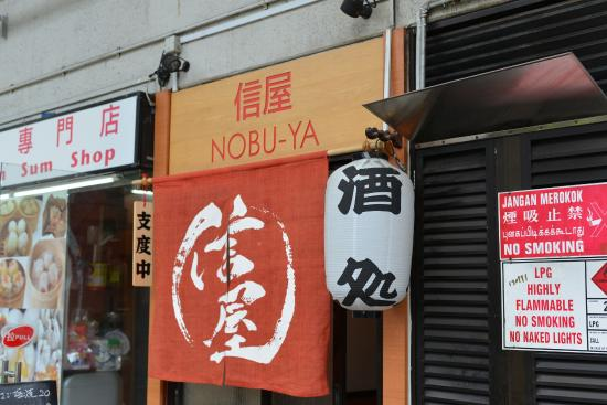 Nobuya Singapore