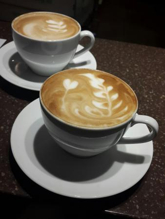 Cafè Kladdkakan: Вкусный кофе