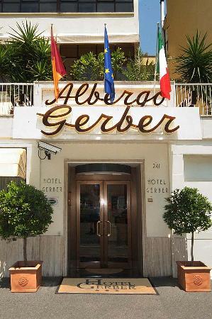 Hotel Gerber: ingresso Hotel