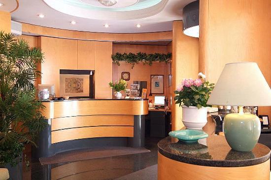 Hotel Gerber: lobby