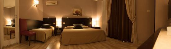 Hotel Gerber: camera matrimoniale