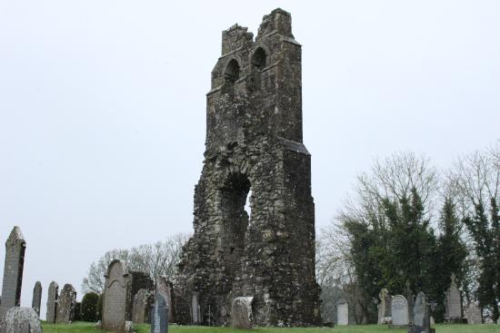 Navan, Irland: Donaghmore Church