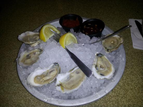 A.W. Shuck's: VA Oysters (Eastern Shore)