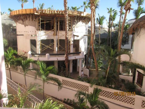 View from our room picture of pueblo bonito rose cabo san lucas tripadvisor - Cabo de roses ...