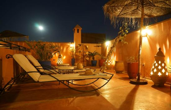 Riad L'Orange Bleue