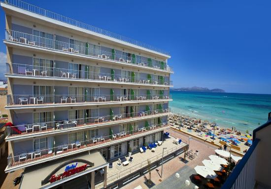 Hotel Js Miramar Mallorca Can Picafort