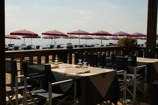 San Felice Circeo, Italie : ristorante