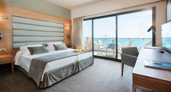 Playa Golf : Junior Suite Vista Mar