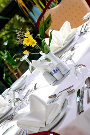 Class Hotel: Restaurant