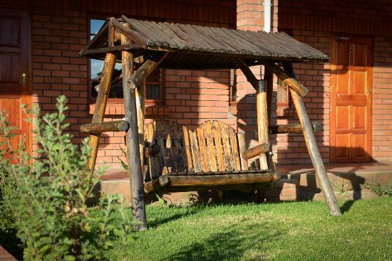 Thaba-Tseka, ليسوتو: Lawn Area