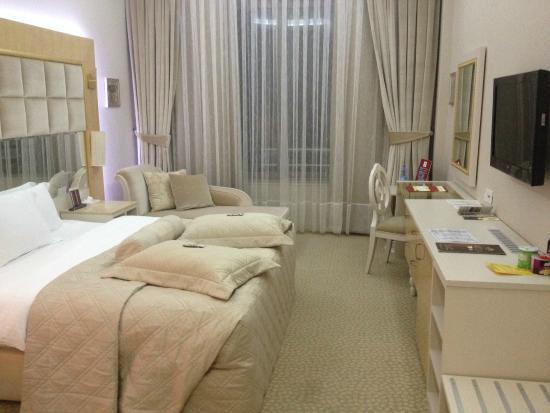 Bedroom Picture Of Qafqaz Sport Hotel Qabala Tripadvisor