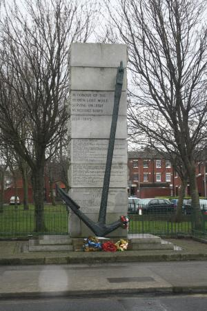 Irish Sailors Merchant Ship Memorial