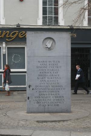 Talbot Street Memorial