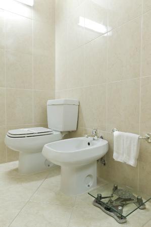 Hotel Miraparque: wc