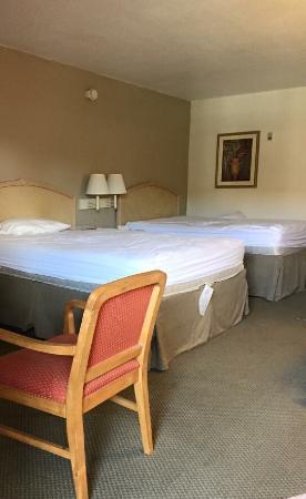 Ramada Kissimmee Gateway: What the rooms really look like.