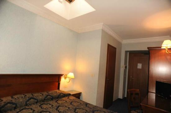 Hotel Silva: camera