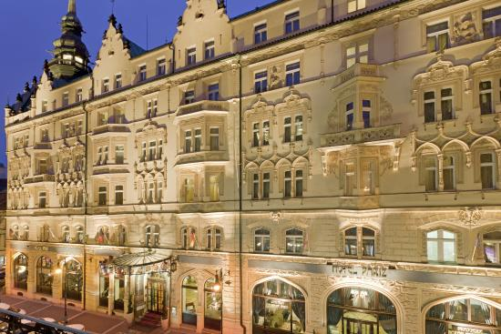 Photo of Hotel Paris Prague