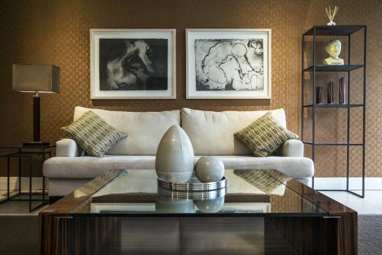 Parknasilla Resort & Spa: Lounge of Suite #343