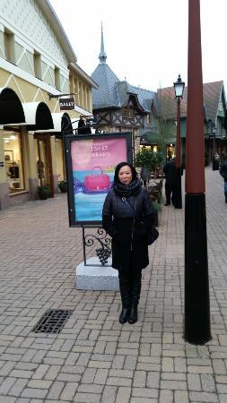 Wertheim Village: I viali del fantastico centro