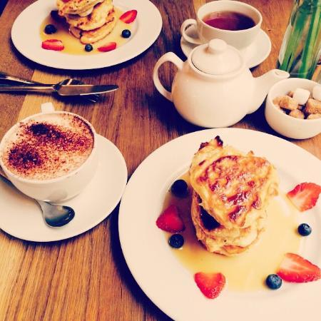 Wild Cafe: Yummy brunch!