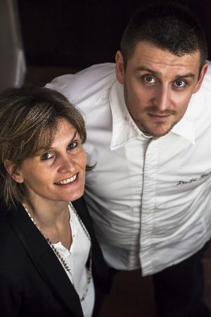 La Villa Madie : Marielle et Dimitri Droisneau