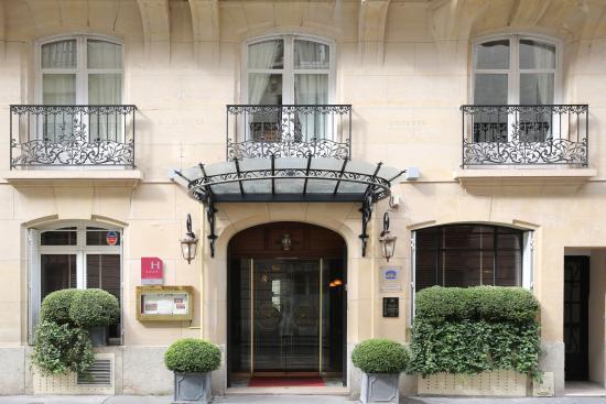 BEST WESTERN PREMIER Trocadero La Tour : Hotel Trocadero La Tour - Paris