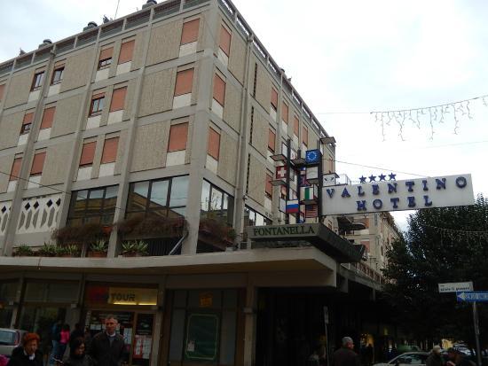 Hotel Valentino: Hotel