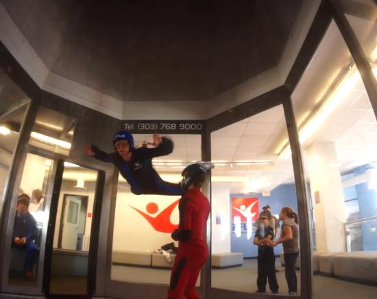 iFLY Indoor Skydiving Denver: iFLY Denver