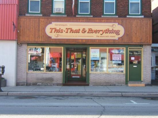 ‪Gananoque's This That & Everything‬