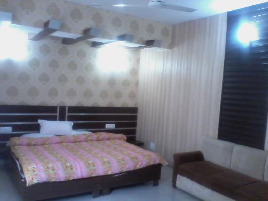 Hotel Natraj : Room where i live