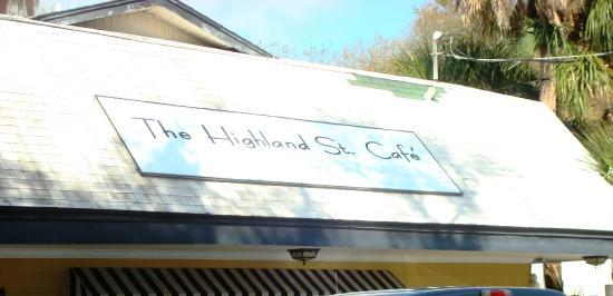 Highland Street Cafe