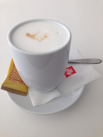 Mar Bianco Cafe: Great coffee