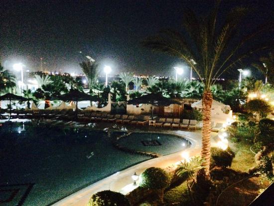 Turquoise Beach Hotel: Вид с балкона