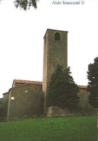 Abbazia di San Baronto 1