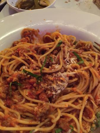 Ricotta and chives gnocchi - Picture of Mambo Italiano, Steamboat ...