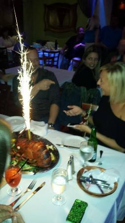 Kitchen 305: Birthday Lobster Surprise!