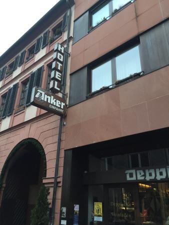 Hotel Anker: Nice hotel