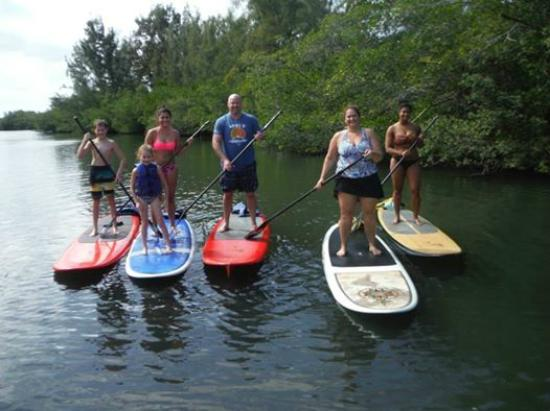 SUP Eco Adventures: Our family Paddle Board Adventure