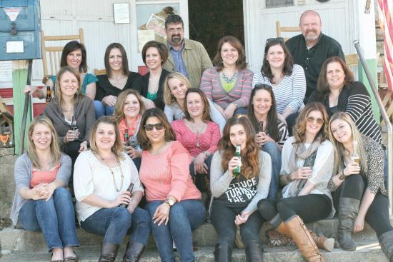 Heart of Texas Wine Tours : Girls Wine Weekend 2014