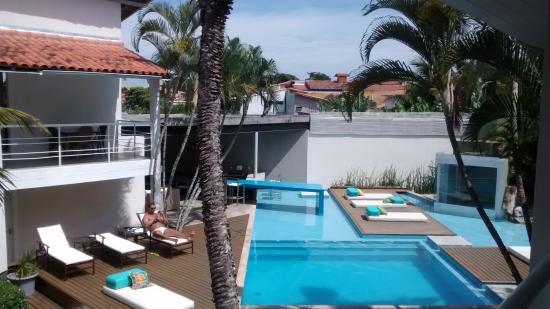 Armacao dos Buzios Pousada Design: piscina