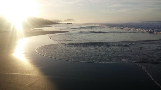 Los Suenos: Sunrise on Playa Trocones
