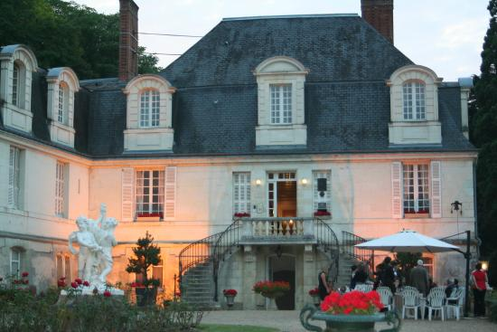 Entrée Chateau de Beaulieu