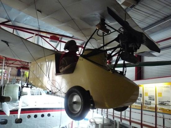 Solent Sky Museum : The Flea