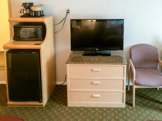 Best Western Plus Northwoods Inn: Room Amenities
