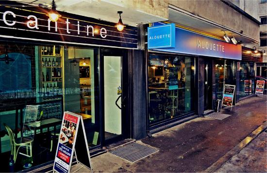 ALOUETTE Brasserie