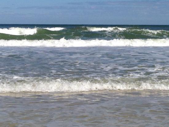 Beach At Daytona Beautiful Waves