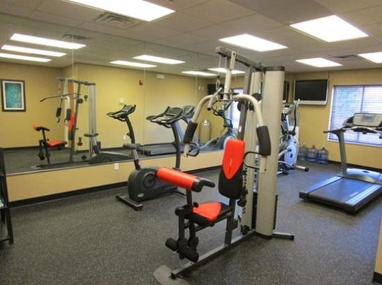 Exercise Room open 24hrs a day for your convenience