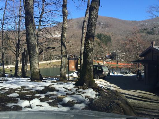 Foto de ristorante dalla fernanda bagno di romagna vista del lago tripadvisor - Ristorante del lago bagno di romagna ...